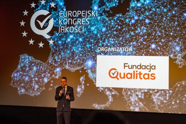 European Quality Certificate - Marcin Kałużny - Nowy projekt